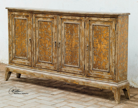 Uttermost Company - Maguire Four Door Cabinet - 25601