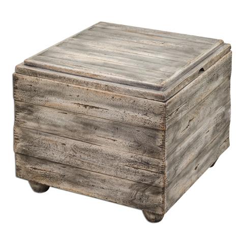 Uttermost Company - Avner Cube Table - 25603
