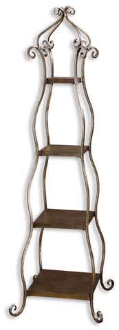 Uttermost Company - Lilah Etagere - 26118