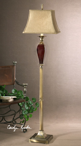 Uttermost Company - Rory Floor Lamp - 28533