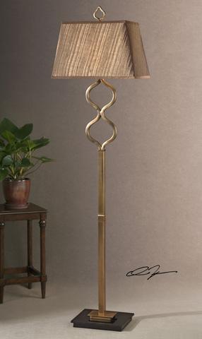 Uttermost Company - Jareth Floor Lamp - 28956