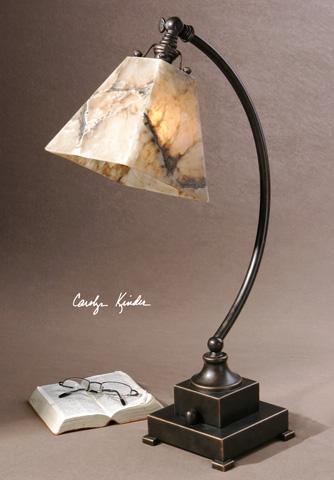 Uttermost Company - Marius Task Lamp - 29838-1