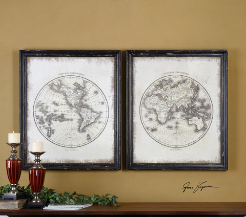Uttermost Company - Global Wall Art - 55006