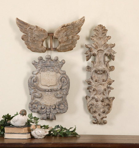 Uttermost Company - Rustic Artifacts Wall Décor - 13883