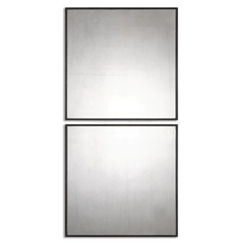 Uttermost Company - Matty Squares Mirror - 13932