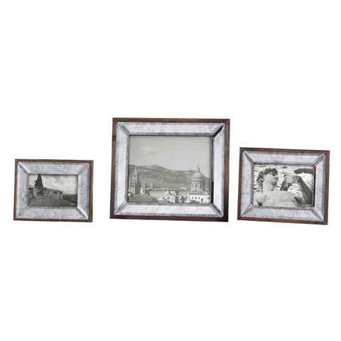 Uttermost Company - Daria Photo Frames - 18567