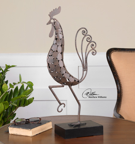 Uttermost Company - Wake Up Call Tabletop Décor - 19881
