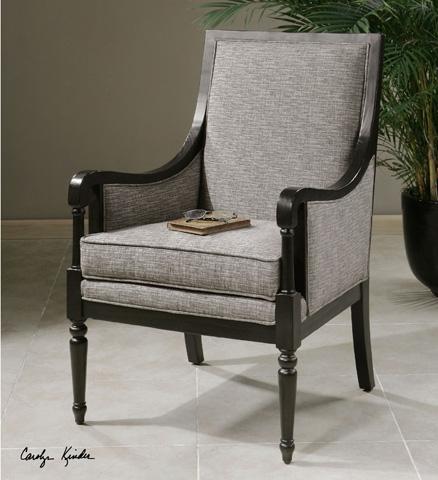 Uttermost Company - Baldomera Accent Chair - 23183