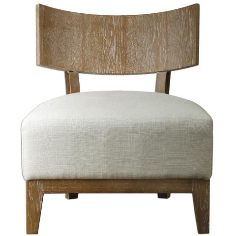 Uttermost Company - Gaige Armless Chair - 23238