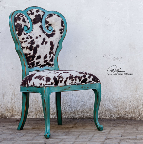 Uttermost Company - Chahna Accent Chair - 23620
