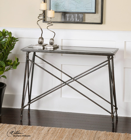 Uttermost Company - Collier Console Table - 24420