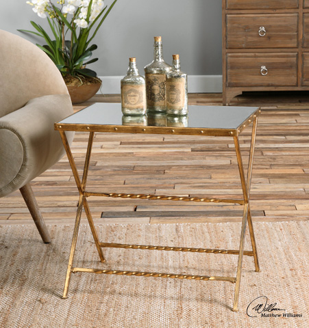 Uttermost Company - Azlyn Side Table - 24474