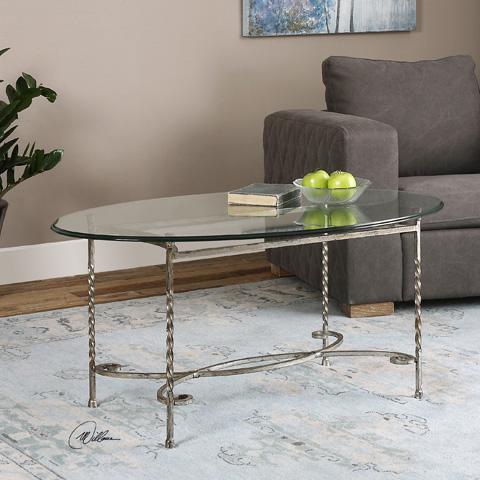 Uttermost Company - Nuncia Coffee Table - 24475