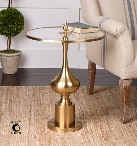 Uttermost Company - Bertina Accent Table - 24495