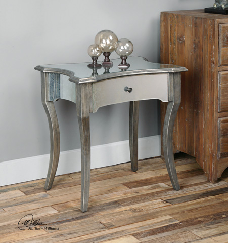 Uttermost Company - Jovannie Accent Table - 24508