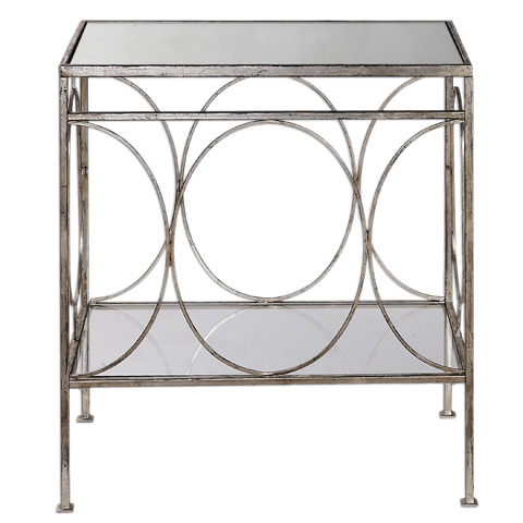 Uttermost Company - Luano End Table - 24543