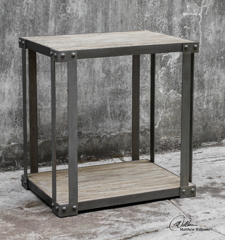 Uttermost Company - Makoto Side Table - 25657