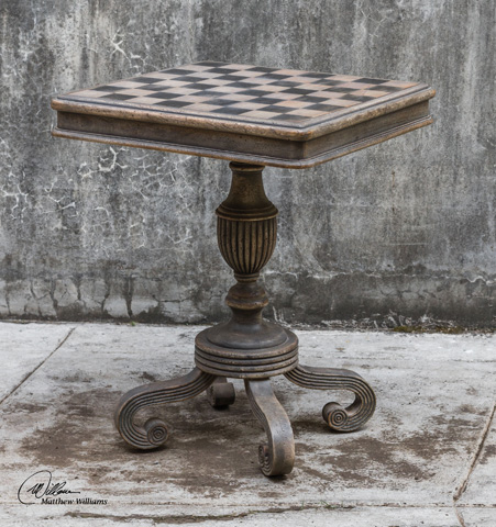 Uttermost Company - Gwennan Game Table - 25670