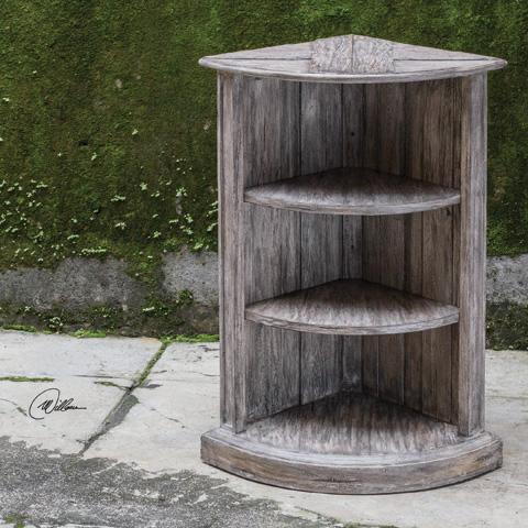 Uttermost Company - Manon Corner Shelf - 25701