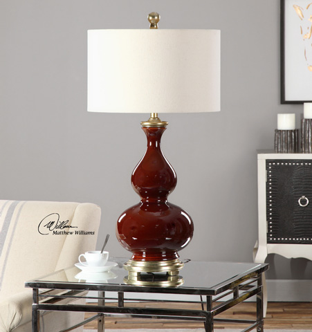 Uttermost Company - Sorrell Table Lamp - 26500-1