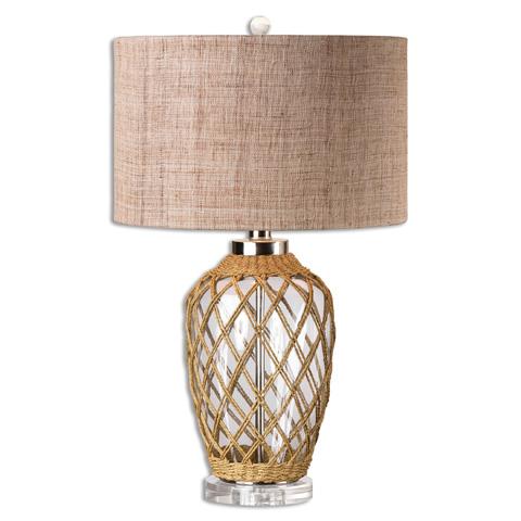 Uttermost Company - Foiano Table Lamp - 26610-1
