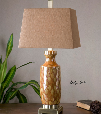 Uttermost Company - Aguilar Table Lamp - 26648