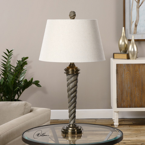 Uttermost Company - Tornata Table Lamp - 27070