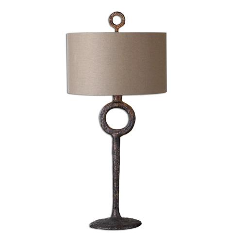 Uttermost Company - Ferro Table Lamp - 27663