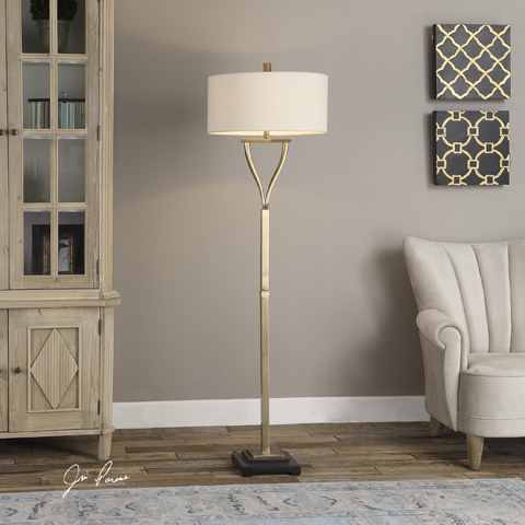 Uttermost Company - Arguello Floor Lamp - 28639-1
