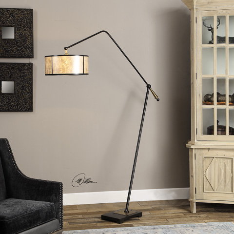 Uttermost Company - Newburgh Floor Lamp - 28642-1