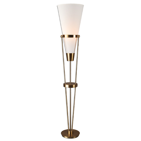 Uttermost Company - Bergolo Floor Lamp - 28892-1