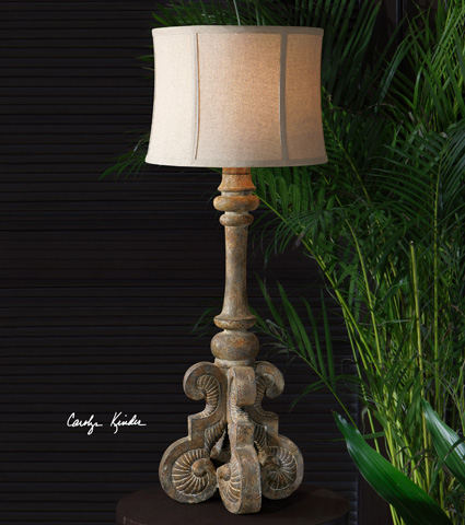 Uttermost Company - Cavour Table Lamp - 29968-1