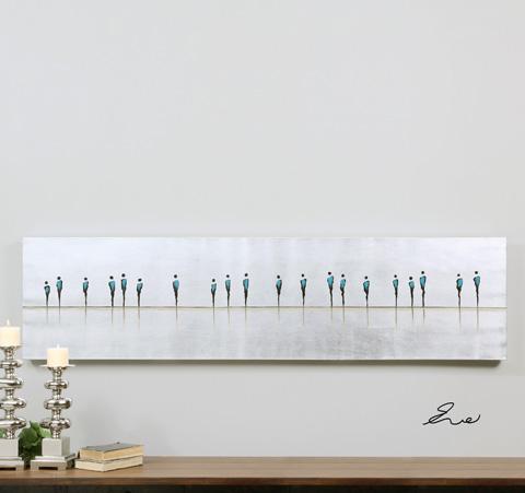 Uttermost Company - Standing Tall Art - 34413