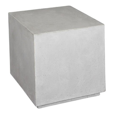 Uttermost Company - Zaire Cube Table - 25901