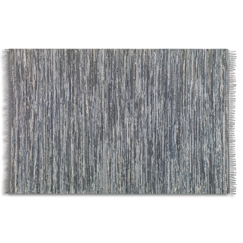 Uttermost Company - Stockton Blue 8'x10' Rug - 71057-8