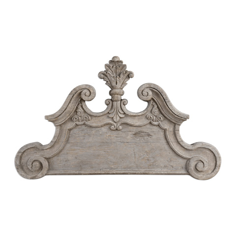 Uttermost Company - Raimondo Wall Plaque - 04036