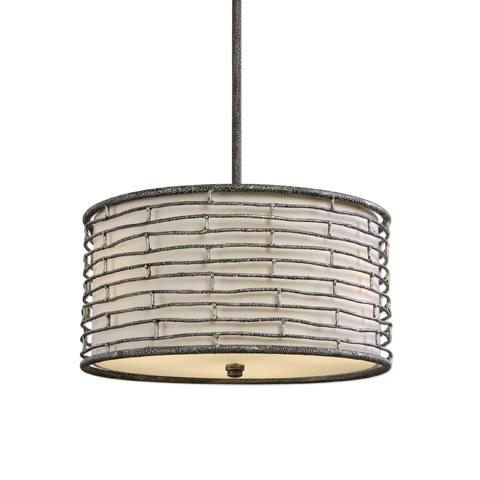 Uttermost Company - Smida Three Light Hanging Shade - 22071