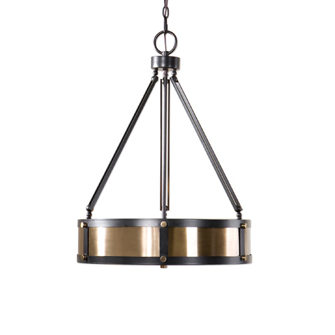 Uttermost Company - Tegus Three Light Pendant - 22073