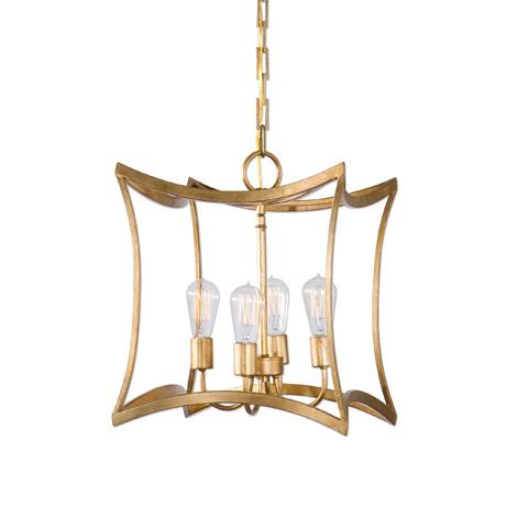 Uttermost Company - Dore Four Light Pendant - 22074
