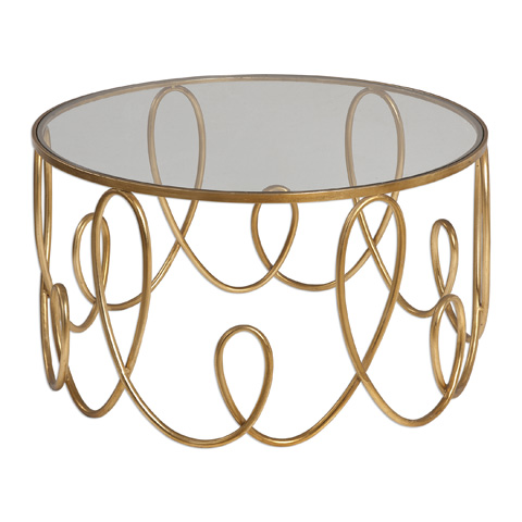 Uttermost Company - Brielle Coffee Table - 24620