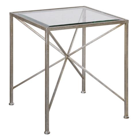 Uttermost Company - Silvana Cube Table - 24656