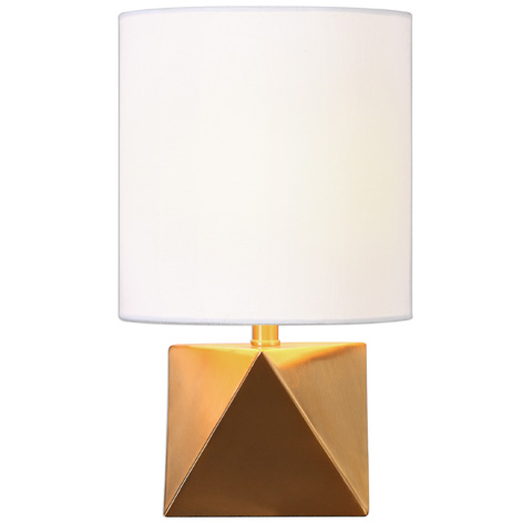 Uttermost Company - Rhombus Gold Table Lamp - 29215-1
