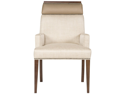 Vanguard Furniture - Dining Arm Chair - W743A