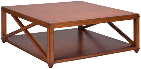 Image of Elis Square Cocktail Table