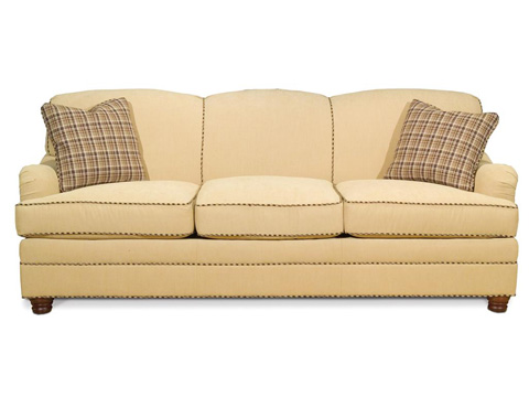 Vanguard - West Lake Three Cushion Sofa - 633-S
