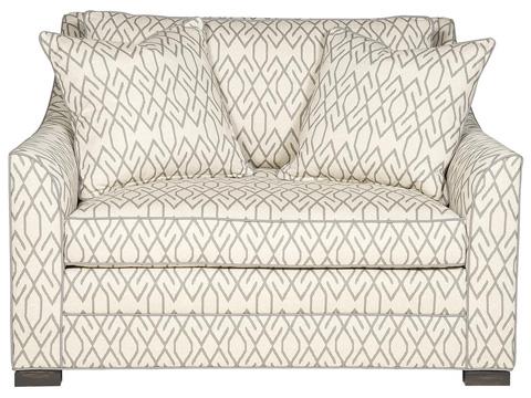 Vanguard Furniture - Nicholas Chair and a Half - 644-CHH