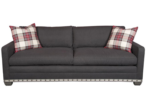 Vanguard - Stanton Two Cushion Sofa - 647-2S