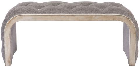 Vanguard Furniture - Bish Bash Bench - 9015-BE