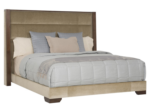 Vanguard Furniture - Century Club Bed King Bed - 9520K-PF