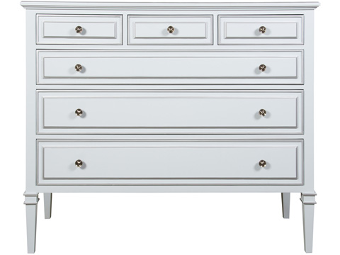 Vanguard Furniture - Louis Chest - P550H